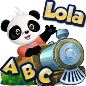 Lola's Alphabet Train icon