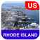 Rhode Island, USA Offline Map