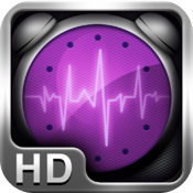 Smart Alarm Clock HD: sleep cycles & noise recording icon