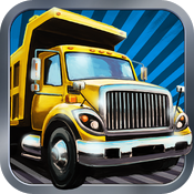 Kids Vehicles: City Trucks & Buses for the iPhone icon