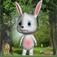 A Talking Baby Bunny for iPhone -  The Cutest Bunny Apps & Game