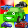 Simon Says - Cars , vocal memory game for kids HD