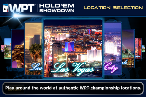 World Poker Tour Hold 'Em Showdown screenshot 3