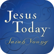Jesus Today Devotional by Sarah Young icon