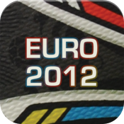 Euro 2012 - Ultimate Football News App icon