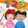 123 Fun: Write & Learn numbers