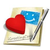 iGreetingCard - eCards Maker icon