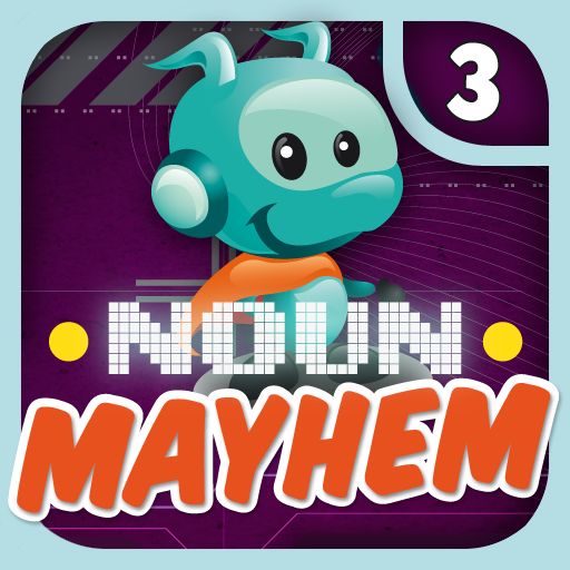 Noun Mayhem HD - Level 3