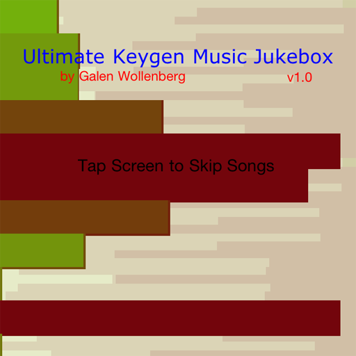 Ultimate Keygen Music Jukebox