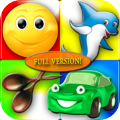 Simon Says - Animals , vocal memory game for kids HD Full Version icon