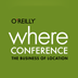 Where Conference for iPad – the Official Event App for the O'Reilly Where Conference