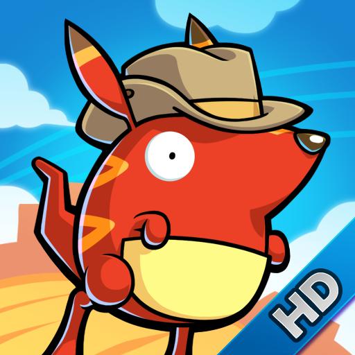 Run Roo Run HD (AppStore Link)