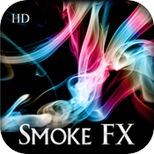 Abstract Smoke FX HD icon