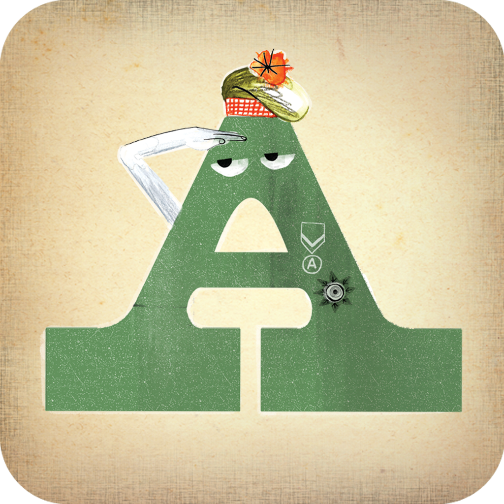 The Singing Alphabet - iPhone version