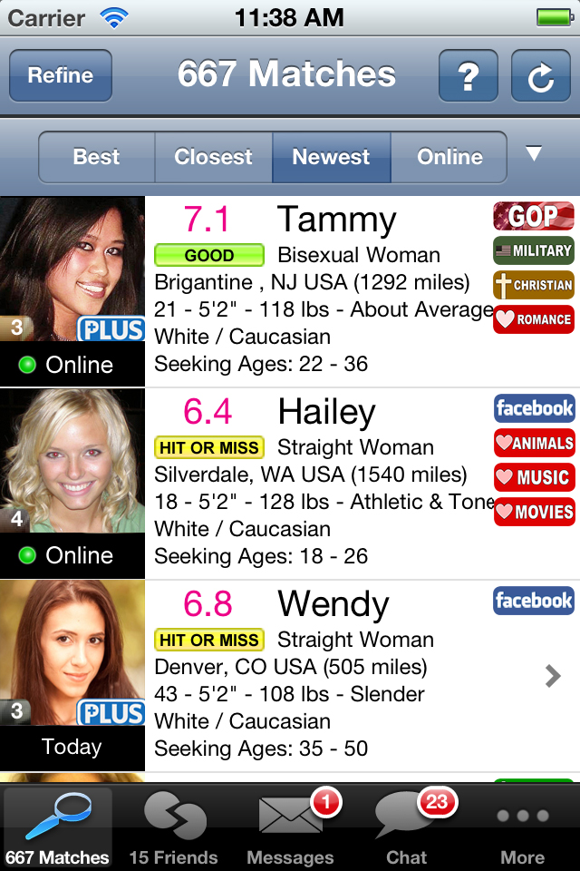 best free dating apps for android iphone 4
