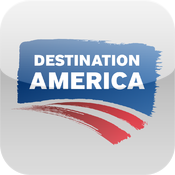 Destination America icon