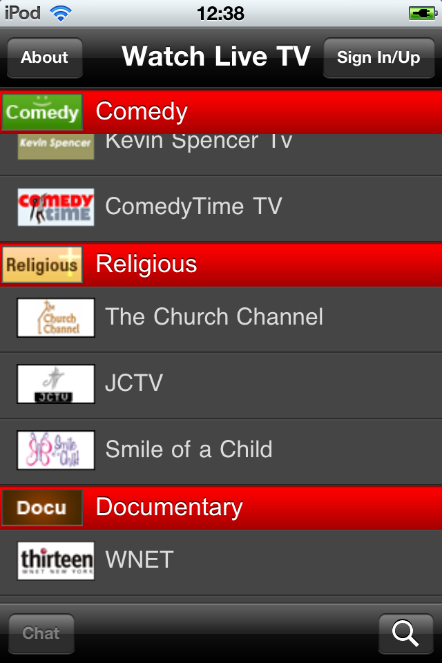 FilmOn Free TV Live