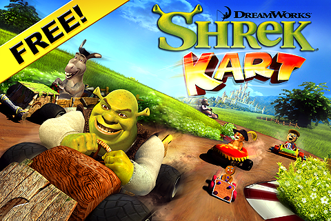 Shrek Kart™ FREE