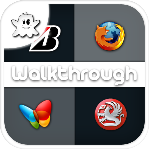 Walkthrough Logo Quiz Game edition