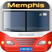 vTransit - Memphis public transit search icon