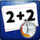 FlashCardBlitz - Deluxe FlashCards Math Drill Game