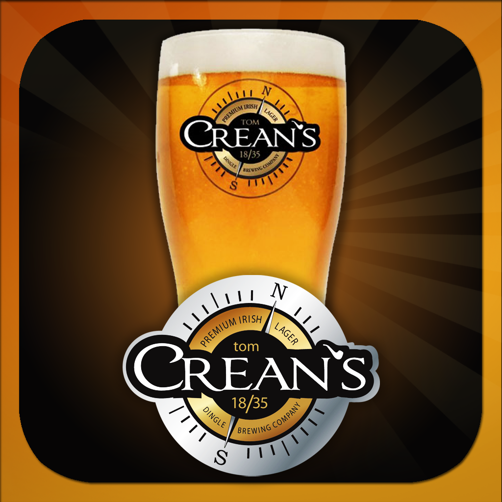 Tom Crean's Premium Irish Lager