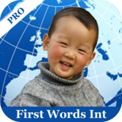 First Words International Pro HD icon