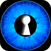 eyeD™ Lite Biometric Password Manager icon