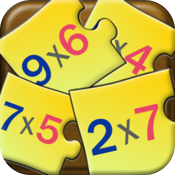 Kids Puzzle Play - Times Table icon