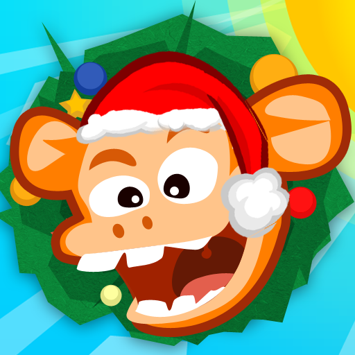 Monkey?!-Holiday Special