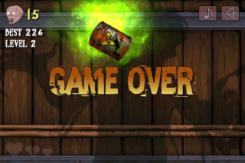zombie slash par glowing eye games ltd