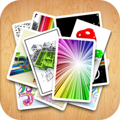 Retina Wallpapers&Backgrounds™ with Glow Effect icon
