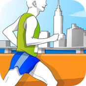 Run in New York - The Marathon Experience for iPhone icon