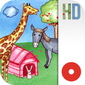 Toddler's Seek & Find - My Animals (HD+). An interactive activity book. icon