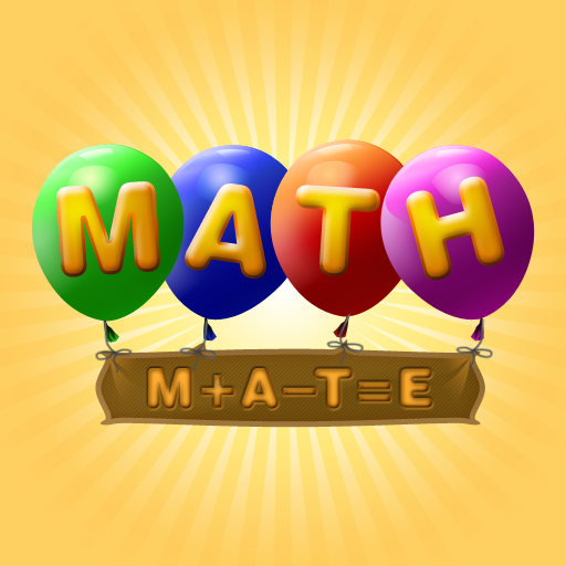 Math Mate - Learn Multiplication, Division and Print Worksheets