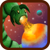 Sluggo: The Planet Eating Space Worm icon
