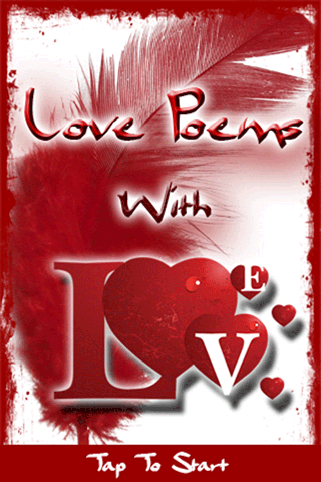Image of *** Love Poems With Loves *** for iPhone