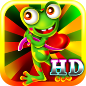Lover Frog HD icon