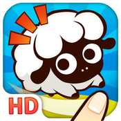 Flick Sheep! HD icon