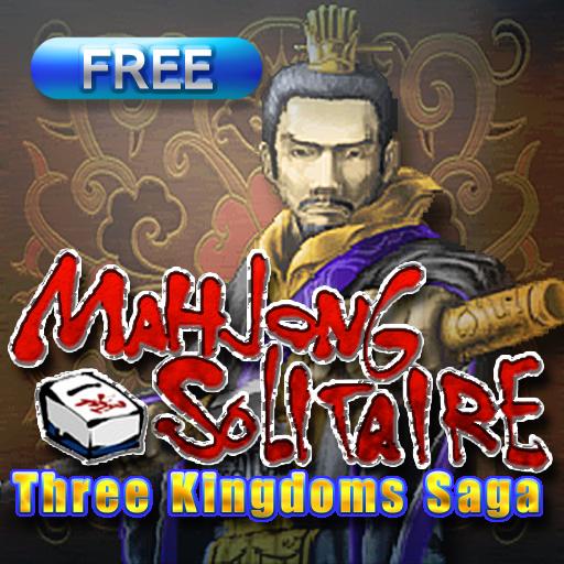 Mahjong Solitaire -Three Kingdoms Saga- Free Edition