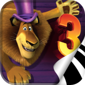 Madagascar 3 Movie Storybook Deluxe icon
