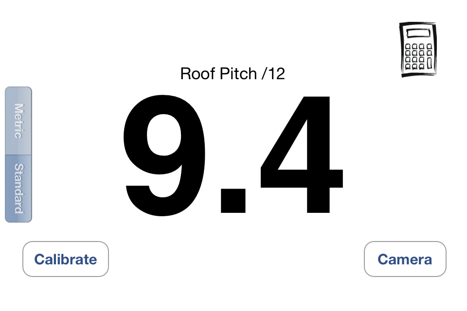 Image of Pitch Gauge for iPhone