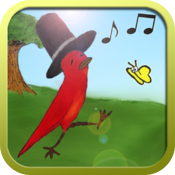Striding Bird - An Interactive Tale icon