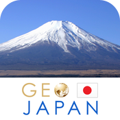 Geo Japan - Play with prefectures, capitals and flags of Japan icon