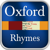 Rhymes - Oxford Dictionary icon
