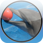 games and dolphin for my baby icon