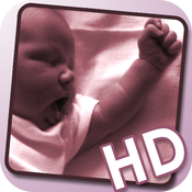 Contented Baby Sleep HD icon