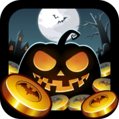 Halloween Coin GOLD icon