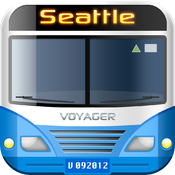 vTransit - Seattle public transit search icon