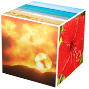 Fun Photo Cube icon